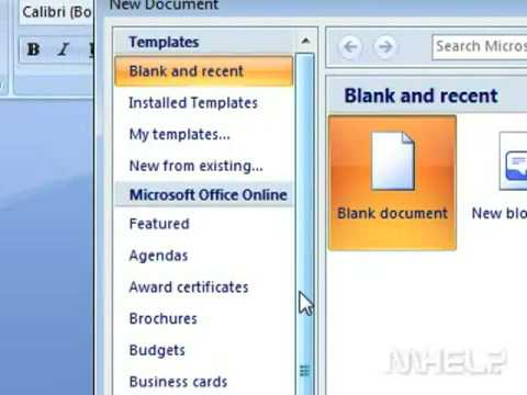 Making a resume on microsoft word 2007 cover letter retail sales associate